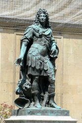 Monument à Louis XIV – Musée Carnavalet – Paris (75003)