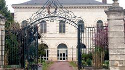 Grille – Maison des Anciens – Halle au grain – Joigny