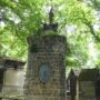 Monument Gustave Haller, Consuelo Fould - Cimetière du Père Lachaise - Paris (75020) - Image4