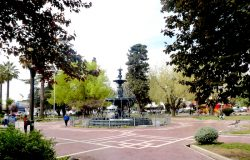 Fuente de Maipú – Fontaine de Maipú   – Mendoza