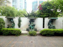 Nayades y Neptuno –  Naïades et Neptune – Museo del Humor – Buenos Aires