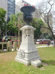Vases médicis(4) – Plaza del Congreso – Buenos Aires