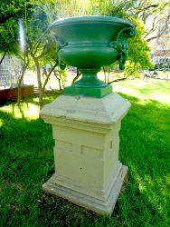 Copón  – Coupe – Plaza Echeverría – Buenos Aires