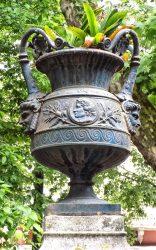 Vase – Avenida da Libertade – Lisboa – Lisbonne