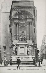 Fontaine Molière, ou Monument à Molière – Paris, 75001