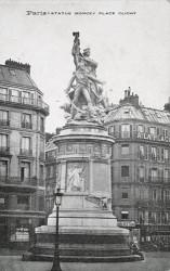 Monument au maréchal Jeannot de Moncey – Paris, 9e arr.