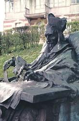 Monument à Richelieu – Forges-les-Eaux