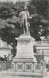 Monument à Hyacinthe Rigaud – Perpignan (fondu) (remplacé)