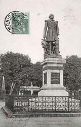 Monument à l'amiral Rigault de Grenouilly – Saïgon