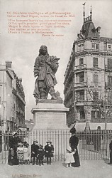 Monument à Pierre-Paul Riquet – Béziers