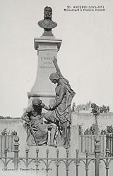 Monument à Francis Robert – Ancenis