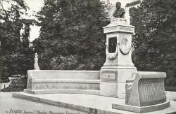 Monument à Joseph Roumanille – Avignon (fondu)
