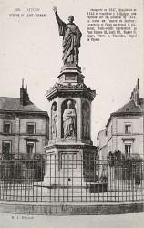 Monument à saint Bernard – Dijon