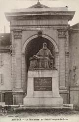 Monument à saint François de Sales – Annecy