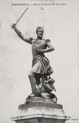 Monument au général Saint-Pol – Nogent-le-Rotrou (remplacé)