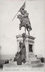 Monument au général San Martin – Boulogne-sur-Mer