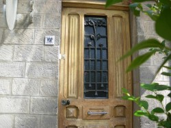 Panneau de porte – 77, av Alsace-Lorraine – Saint-Dizier