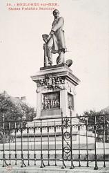 Monument à Frédéric Sauvage – Boulogne-sur-Mer