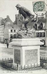 Monument des sauveteurs, ou Monument à Gavet-Mareschal – Calais