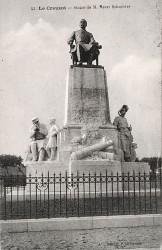 Monument à Henri Schneider – Le Creusot