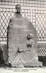 Monument à Léon Séché – Ancenis – (fondu et remplacé)