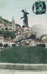 La Sentinelle gauloise – Grenoble (disparu)