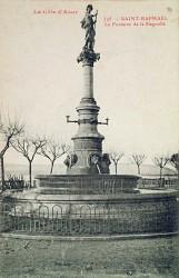 Fontaine de la Siagnolle – Saint-Raphaël