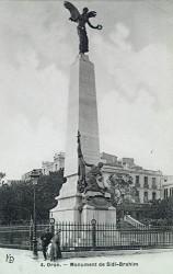 Monument de Sidi-Brahim (ou à Abd-el-Kader) – Oran