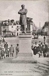 Monument à Jules Simon – Lorient (fondu)