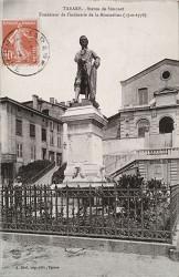 Monument à Georges Simonet – Tarare