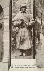Monument à Claus Sluter – Dijon