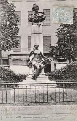 Monument à Joséphin Soulary – Lyon (fondu)