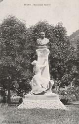 Monument à Marius Soustre – Digne-les-Bains