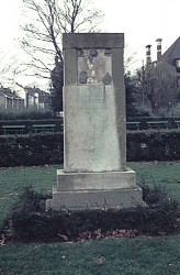 Monument à Charles Spriet – Roubaix (volé)