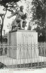 Monument à Talma (1) – Poix-du-Nord