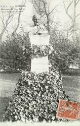 Monument à Jules Tellier – Le Havre
