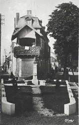 Monument à Christophe Thivrier – Commentry