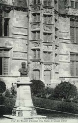 Monument à Claude Tillier – Nevers (fondu)