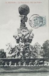 Fontaine du Titan – Béziers