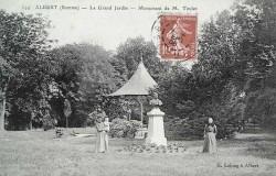 Monument à Alfred Toulet – Albert (fondu)