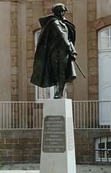 Monument à Armand Tuffin – Fougères