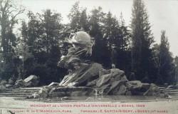 Monument de l'Union postale universelle – Berne