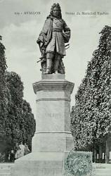 Monument à Vauban – Avallon