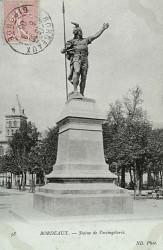 Monument à Vercingétorix – Bordeaux