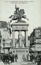Monument à Vercingétorix – Clermont-Ferrand