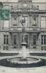 Fontaine de la Vigne – Reims