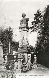 Tombeau du commandant Vogel – Amiens
