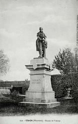 Monument à Volney – Craon
