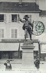 Un Volontaire de 1792 – Remiremont