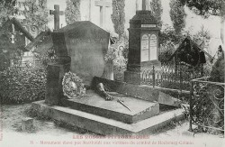 Tombeau des gardes nationaux, ou Monument à Voulminot, Linck et Wagner – Colmar